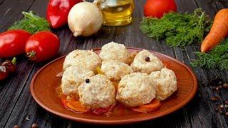 Как приготовить тефтели из куриного фарша - Рецепты от Со Вкусом
