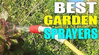 Top 3 BEST Garden Sprayers 2020
