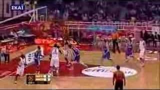 Olympiakos-Real Karfoma Woods
