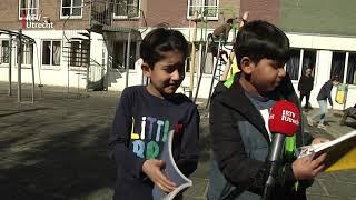 In dit boek staan de lievelingsrecepten van kinderen uit azc's [RTV Utrecht]