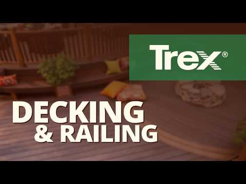 Trex is the world's #1 decking brand and the inventor of wood-alternative composite decking. Trex decks will not rot, warp, crack or be devoured by termites.
