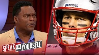 LaVar Arrington weighs in on Brady's frustration with the Patriots | NFL | SPEAK FOR YOURSELF
