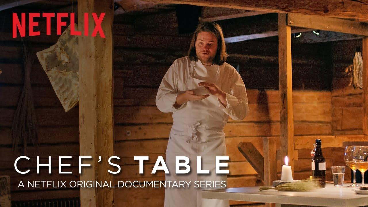 Magnus Nilsson: Chefs table 2015 Netflix