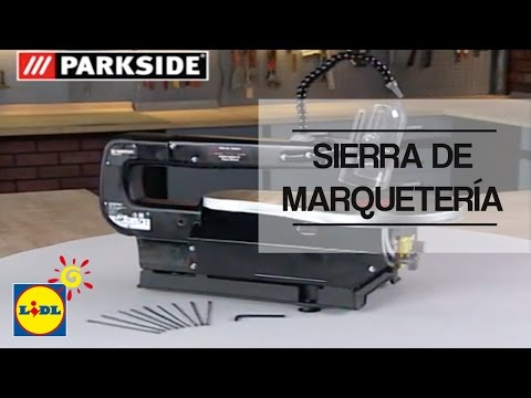 Sierra de marquetería - Lidl España