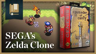 Crusader of Centy: Sega's Zelda Clone on the Genesis | Gaming Historian