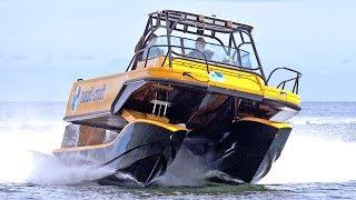 Die besten 100 Videos Wasser Stoßdämpfer System für Schiffe. Marine Suspension Technology