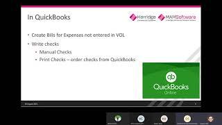 Goodyear Quickbooks Kick off Meeting