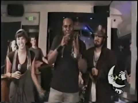 "The Cornerstoners On Late Night Miami Talk Show ""Night Cap"""