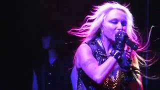 Doro - Without You (dedicated to Lemmy) Atlanta March 1 2016