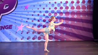 "Coco Petrin ""2018"" (Lyrical Solo) ""What The World Needs Now"" CMC Dance Company"