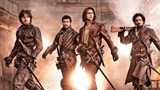 THE MUSKETEERS Filming On Location: Exclusive Inside Look - BBC AMERICA