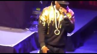 50 CENT - In my hood (live)