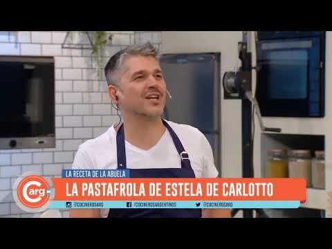 <p>En el programa Cocineros Argentinos que se emite los mediodías por la TV Pública, el lunes 20 Juan Braceli junto a Juan Ferrara hacen la receta de la pasta frola de Estela de Carlotto, como adelanto al día de lxs abuelxs.&nbsp;&nbsp;</p>