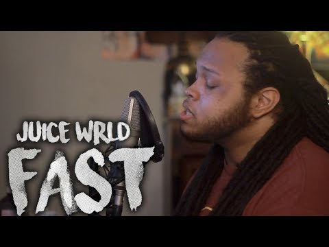 Juice WRLD - Fast (Kid Travis Cover) - KidTravisOfficial
