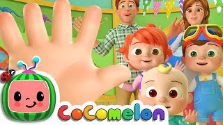 Finger Family | Nursery Rhymes & Kids Songs - ABCkidTV