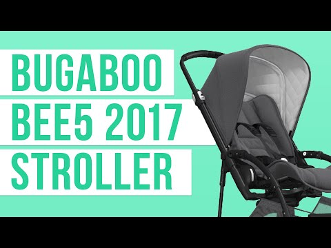 Bugaboo Bee 5 2017 Stroller   Reviews   Ratings   Prices   Magic Beans