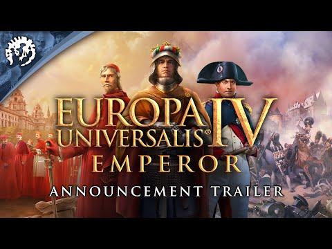 Europa Universalis IV: Emperor (PC) - Steam Key - GLOBAL - 1