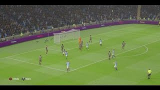 Premier League highlights Manchester City - Leicester