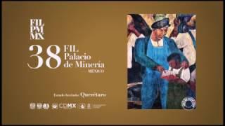 La Feria Internacional del Libro del Palacio de Minería está en TVUNAM