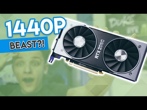 RTX 2060 Review – The GPU to Buy in 2019?! [1440P & 4K Gaming TESTED!]