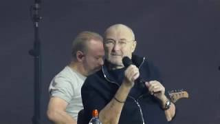 Phil Collins - Another Day In Paradise Live Berlin Olypmiastadion 07.06.19