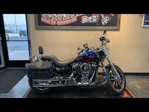 2018 Harley-Davidson Softail Low Rider at Vandervest Harley-Davidson, Green Bay, WI 54303