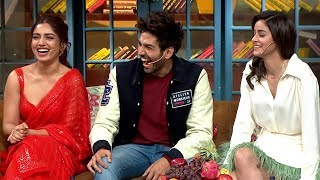 The Kapil Sharma Show - Movie Pati Patni Aur Woh Episode Uncensored | Kartik, Bhumi, Ananya