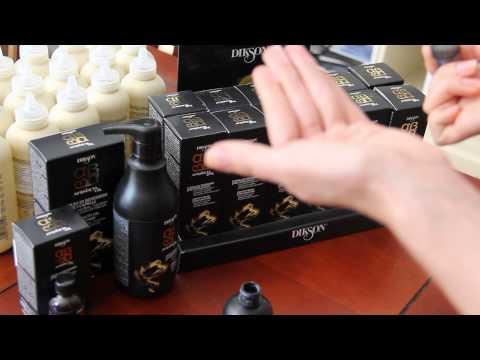 Косметика для волос Диксон Крем на основе масла Аргана: восстановление и термозащита волос