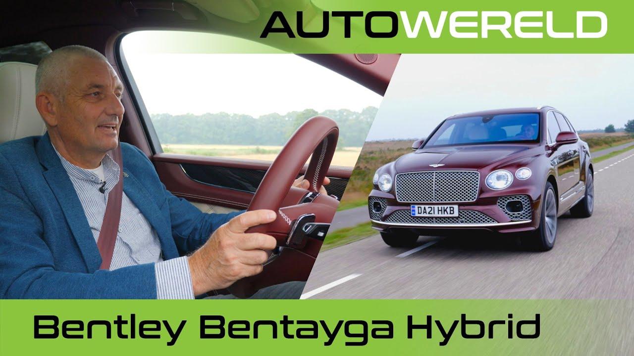 (Hybride) Paleis op Wielen: Bentley Bentayga (2022) met Allard Kalff