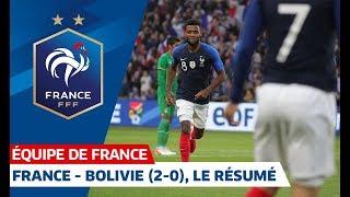 France - Bolivie (2-0), Le Résumé I FFF 2019