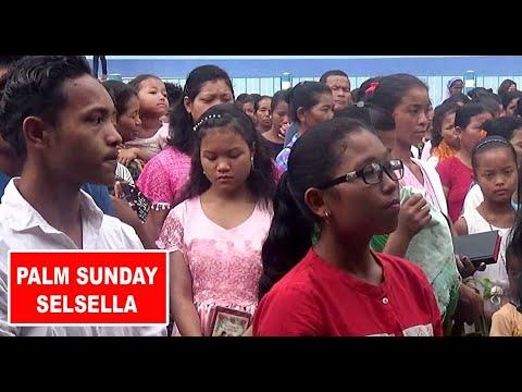 PALM SUNDAY 2019 | SELSELLA