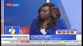 CheckPoint:  Kenneth Lusaka- role as the speaker in bringing the Nation together