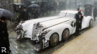 10 Rarest Cars Of All Time