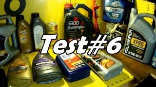Какое масло лучше залить в двигатель, ТРЕНИЕ 6 (10w 40) роснефть, газпром, бардаль, генезис