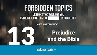 Prejudice and the Bible