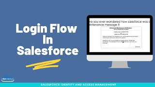 Login Flow In Salesforce