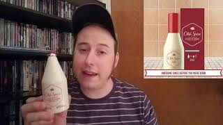 Take on Oldspice Classic aftershave Cologne!