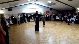 Landesmeisterschaft NRW Tanzturnier Latein Senioren I S - 4.02.2011 TSC Castell Lippstadt