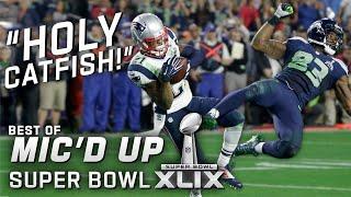 """Holy catfish!"" Best of Super Bowl XLIX Mic'd Up!"