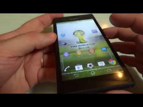Foto Sony Xperia M2: video recensione completa