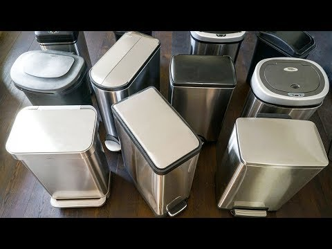 , title : '5 Best Sensor Touchless Trash Cans in 2019