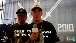 THE KINJAZ: Crew, Brand, and DOJO | Interview Feature | #HHI2016 | #SXSTV