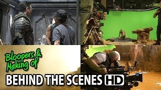 Riddick (2013) Making of & Behind the Scenes (Part1/2)