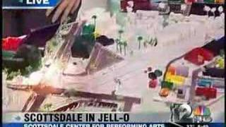 NBC (KPNX) News- Scottsdale in Jell-O- version 1