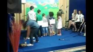 preview picture of video 'Recita scuola domenicale - Chiesa Evangelica San Marco Evangelista'