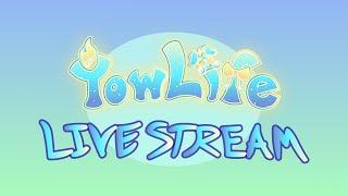 YOWLIVE STREAM || YowLife | -Art, Sharks, and Barks-