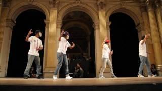 La Preuve par 4 - Juste Debout 2010 (dubstep dance)