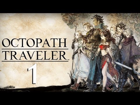 Gameplay de Octopath Traveler