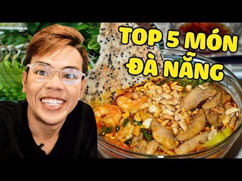 Top 5 món ngon nên ăn thử ở Đà Nẵng (Oops Banana)