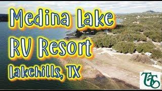 Medina Lake, Lakehills TX - Thousand Trails RV Resort